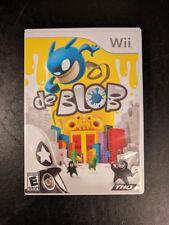 De Blob (Nintendo Wii, 2008) Tested & Working