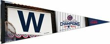 Chicago Cubs 2016 World Series Pennant W Flag 13329