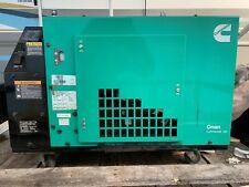Diesel Generator Cummins Onan 50 Quiet Commercial Barely Used