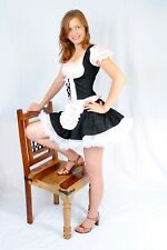 AUTHENTIC ROMA BY HOLLYWOOD MAID TO ORDER FANCY DRESS style 4038 Size S/M