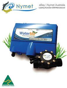 "WaterMe Wireless Irrigation Controller & 1"" Flow Sensor"