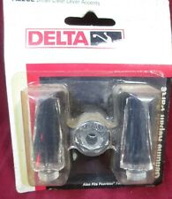 Delta Genuine OEM A22CL CLEAR LEVER HANDLE FAUCET BATH STOPPER KNOB SMALL ACCENT