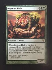 MTG magic *PROTEAN HULK* Dissension Green Beast Rare English