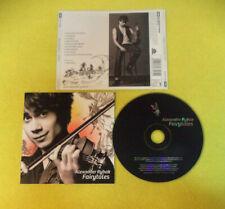 CD ALEXANDER RYBAK Fairytales 2009 Europe EMI 5099996631621 no lp mc (CS57)
