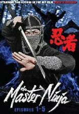 The Master Ninja: Episodes 1-5 -Hong Kong RARE Kung Fu Martial Arts Action movie