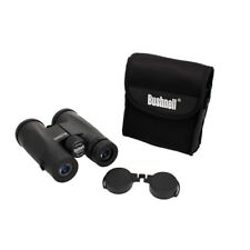 Bushnell Powerview Roof Prism Binoculars Slip Resistant 10 x 42mm Black 141042
