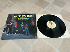 LEGS DIAMOND - Out on bail 1985 Music for nations vinyl album - French import