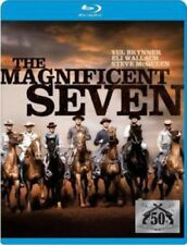 The Magnificent Seven [New Blu-ray] Widescreen, Pan & Scan