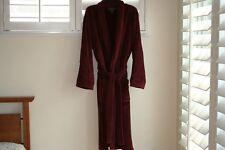 4803448ab3 Men s Covington Plush Soft Robe Burgundy OSFM