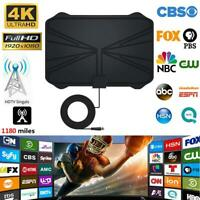 1180Mile Range Antenna TV Digital HD Skywire 4K Antena Digital Indoor HDTV 1080p