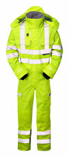 Pulsar P522 High Visibility Waterproof Combat Coverall 2XL