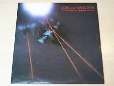 EX/EX- !! Jon & Vangelis/Short Stories/1980 Polydor LP