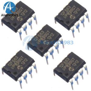 5PCS PIC12F683-I/P PIC12F683 12F683 Microcontroller CHIP IC DIP-8