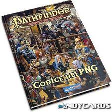 Giochi Uniti Gu3121 Pathfinder codice dei PNG