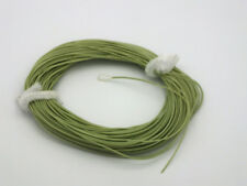 Fly Line Weight Forward Floating 3Wt Loop end, Moss Green slick finish 85' Ln417