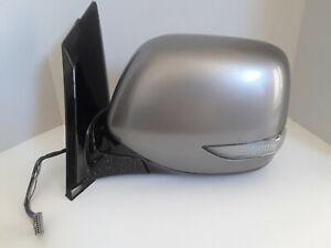 2008 - 2014 SUBARU TRIBECA DRIVER LEFT Mirror Power Heated SILVER OEM
