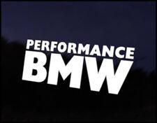 Performance BMW Car Decal Sticker JDM Vehicle Bike Bumper Graphic Funny