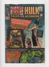 Tales to Astonish Giant-Man The Incredible Hulk Apr No.66