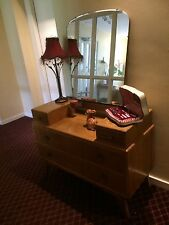 Unbranded 4 Drawers and Over Vintage/Retro Dressing Tables