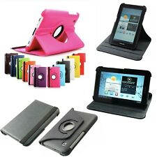 360 Rotating Leather Case Cover For Samsung Galaxy Tab 2 7.0 Inch P3100
