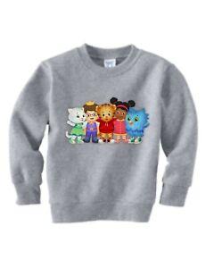 Daniel Tiger sweatshirt