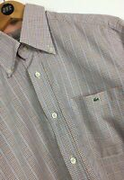 Mens Lacoste Shirt / Small / Casual / Classic / Smart / Short Sleeve
