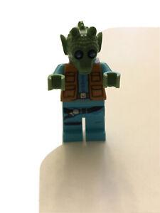 lego star wars minifigures Greedo