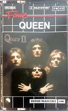 FRENCH CASSETTE ALBUM AUDIO QUEEN QUEEN II COLLECTOR RARE COMME NEUF 1985