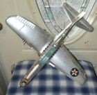 """Wen Mac AMF P-39 AIRACOBRA Control Line Gas Powered Airplane, 22"""" WING SPAN"""
