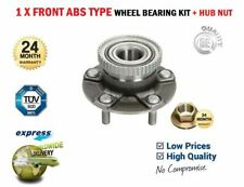 1x Front WHEEL BEARING for NISSAN SILVIA Coupe S14 2.0 i 16V Turbo 1993-1999