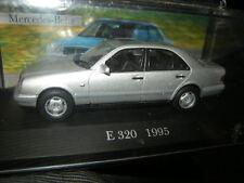 1:43 Ixo Mercedes-Benz E 200/240/280/320 W210 1995-2002 silber/silver VP