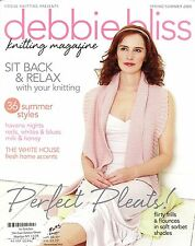 Debbie Bliss Knitting Magazine Issue 2 - Spring Summer 2009 - 36 Patterns