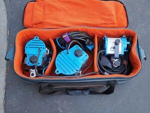 Arri Fresnel 3-Light Kit with soft case
