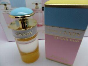 PRADA CANDY SUGAR POP for WOMEN eau de Parfum MINI Miniature 7ml PERFUME BOXED