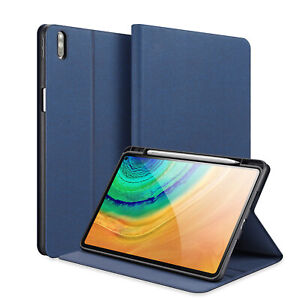 For Huawei MatePad Pro 10.8 inch Case PU Fashion Leather Flip Smart Cove Stand