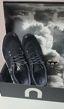 On Cloud Men Running Shoes Size 10.5 Color Black/White FREE SHIPPING