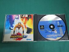 PlayStation -- THE KING OF FIGHTERS 97 -- PS1. JAPAN. Work fully. 20441