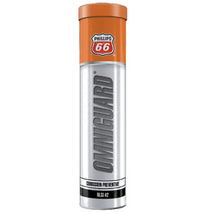 Phillips 66 Omniguard Corrosion Preventive NGLI #2 [10 Cartridges]