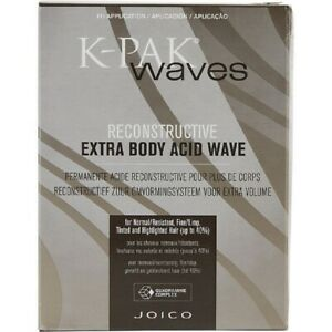 JOICO K PAK WAVES RECONSTRUCTIVE EXTRA BODY ACID WAVE
