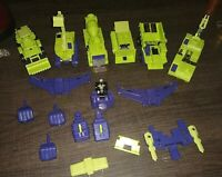 Hasbro Takara 80 84 Japan Transformers vintage1980s constructicons Devastator