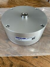 Fabco Air A-1221-X Pancake Cylinder Double Acting 4� Bore 1� Stroke Max 250psi