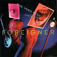 (CD) Foreigner - The Very Best ... And Beyond - I Want To Know What Love Is