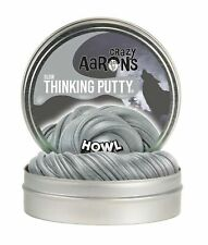 Crazy Aaron's Thinking Putty, 3.2 Ounce, Glow Howl