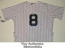 Yogi Berra Signed Autographed Auto Yankees Authentic Jersey w/HOF 72 - MLB Auth