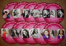 RITA HAYWORTH on the air - Vintage Radio Shows OTR-CDs