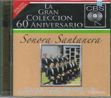 Sonora Santanera CD NEW La Gran Coleccion ALBUM 2 CD's Con 40 Canciones !