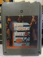 BIG BANDS Greatest Hits Vol 2 (8-Track Tape)