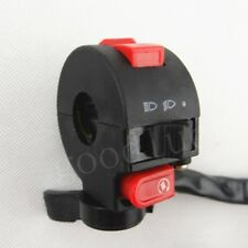 ATV & Scooter Spares - Kill Left Hand Control Switch Assembly with Choke Lever