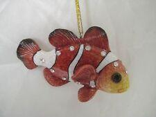 December Diamonds Clown Fish Aquatics Christmas Ornament