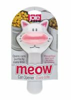 Joie Meow Cat-Themed Safety Lid Can Opener - Leaves No Sharp Edges